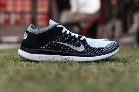 Round About Closer Look The Nike Free Flyknit