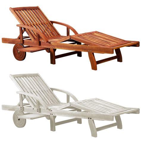 chaise longue en teck awesome transat jardin en bois ideas awesome interior