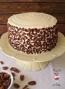 Bird On A Cake: Toasted Butter Pecan Cake  Cake