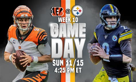 Bengals vs. Steelers live stream: TV channel, how to watch