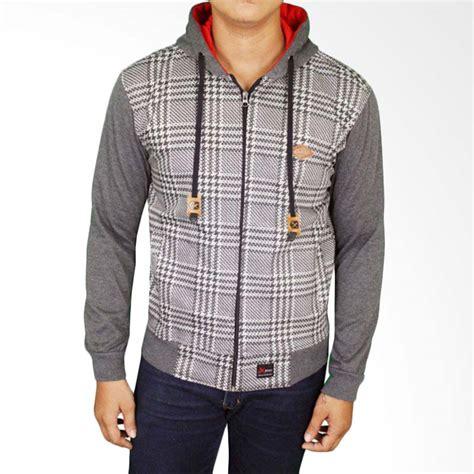 Jual Gudang Fashion JAK 2185 Denim Jeans Jaket Pria - Grey Online - Harga u0026 Kualitas Terjamin ...