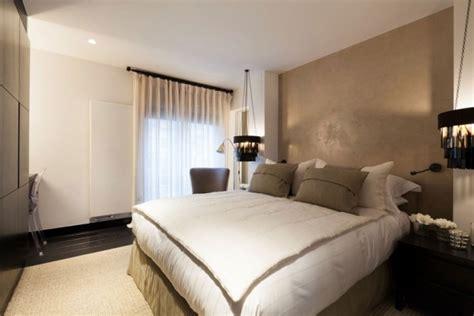 chambre beige chambre à coucher adulte 125 idées de designs modernes