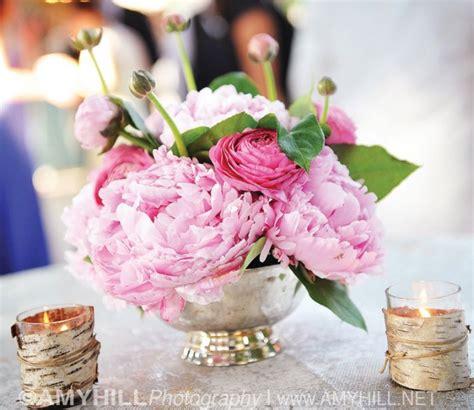brides love peonies   wedding day onewed
