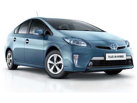 coches electricos de la marca prius plug  hybrid
