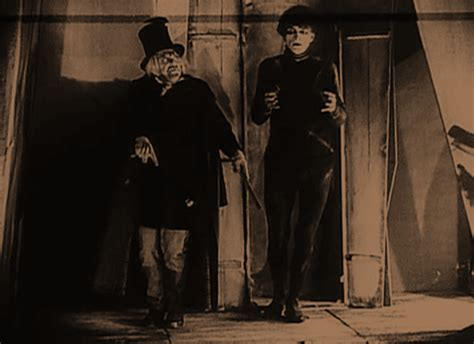 the cabinet of dr caligari film gif find share on giphy