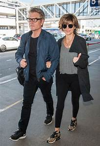 LISA RINNA at LAX Airport in Los Angeles 02/12/2017 ...
