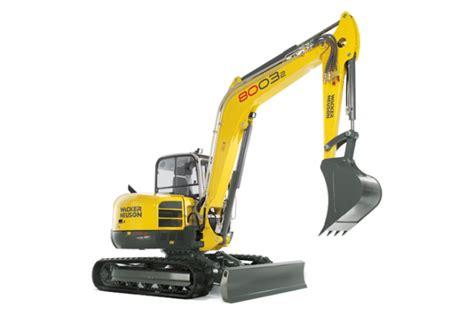 ez compact excavator heavy equipment guide