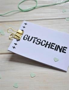 Gutscheine Selber Machen : gutscheinbuch zum valentinstag handmade kultur ~ Yasmunasinghe.com Haus und Dekorationen