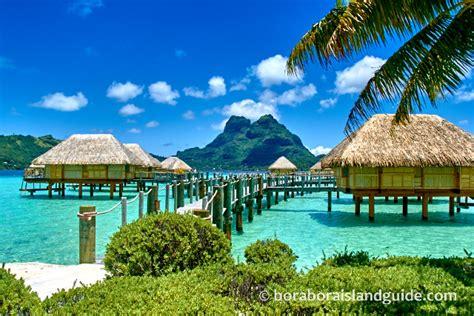 Bora Bora Pearl Beach Resort Overwater Bungalows