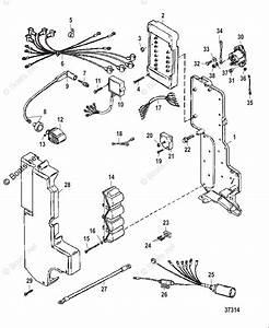 Wiring Diagram Pdf  100hp Mercury Mariner Wire Diagram