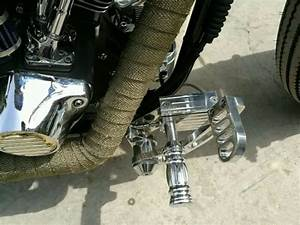 Billet Forward Controls Foot Pegs For Harley Shovelhead