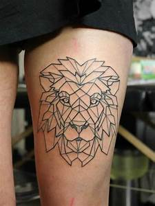 Lion Tattoo Designs Tumblr | Sleeve Tattoos | Pinterest ...