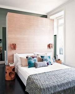 Wohnideen Für Schlafzimmer : wohnideen schlafzimmer den platz hinterm bett verwerten freshouse ~ Michelbontemps.com Haus und Dekorationen