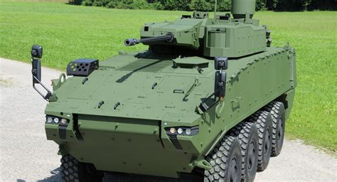 Denmark Buys Over 200 Piranha Armored Vehicles From US