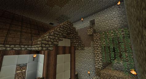 underground house minecraft project