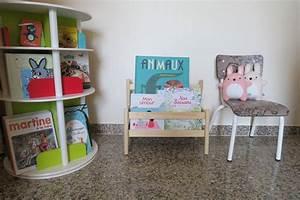 Presentoir Livre Enfant : son coin lecture et le pr sentoir livres flisat de chez ~ Teatrodelosmanantiales.com Idées de Décoration