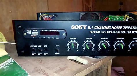 Stk Amplifier Youtube