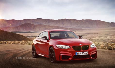 Bmw M2 Will Be The Fastest 4cylinder Car In Its Segment