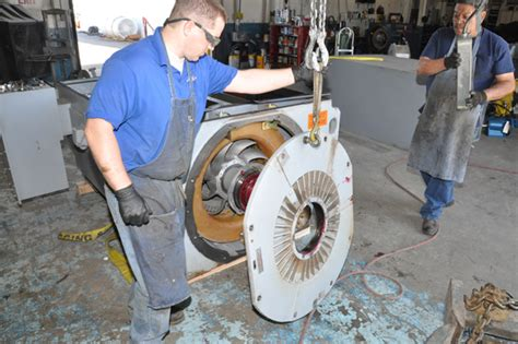 Electric Motor Service by 3000 Hp Electric Motor Repair