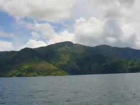 Lake Toba Super Volcano