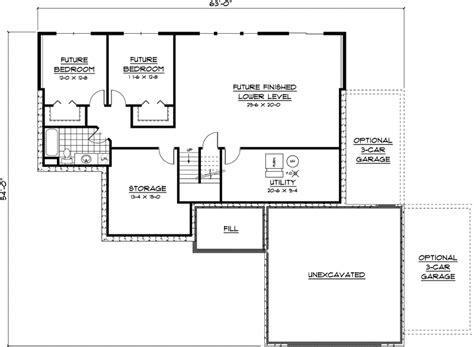 Mandalay Bay Floor Plan by Mandalay Bay Ranch Home Plan 091d 0378 House Plans And More