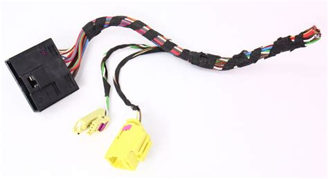 Heated Seat Wiring Plugs Pigtails Airbag