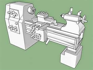 Nirvana Valley Model Railroad: Machine Shop Tools #2, 3d ...