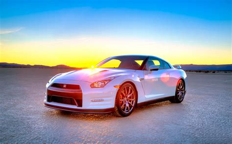 2014 Nissan Gt R Wallpaper