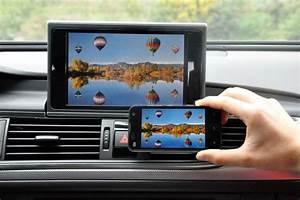 Application Compatible Mirrorlink : boitier mirrorlink iphone android synchronise le smartphone sur autoradio hightech privee ~ Medecine-chirurgie-esthetiques.com Avis de Voitures