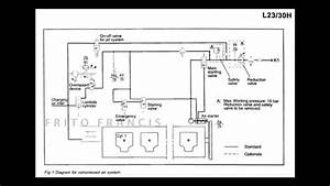 Man B U0026w Auxiliary Engine Starting Air Diagram