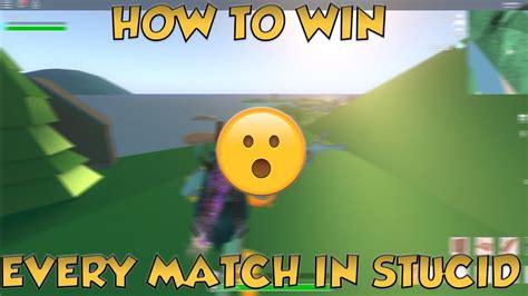 win  match  strucidroblox youtube