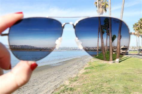 polarized lens central optical