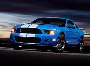 Wallpapers: Ford Mustang Shelby GT500