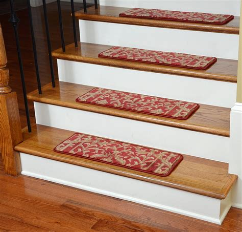 stair tread runners lowes carpet stair treads install founder stair design ideas