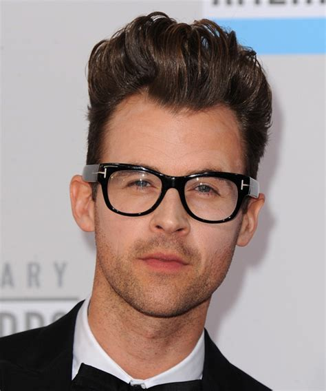Brad Goreski Short Straight Formal Hairstyle   Medium