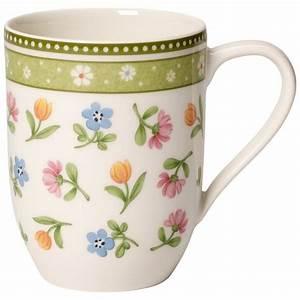 Villeroy Boch Kaffeebecher : villeroy boch becher mit henkel blumenwiese farmers spring online kaufen otto ~ Whattoseeinmadrid.com Haus und Dekorationen