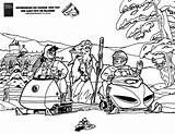 Snowmobile Motoneige Coloring Skidoo Transport Dessin Yamaha Coloriage Coloriages Template sketch template
