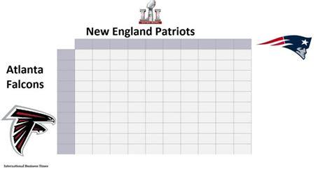 Super Bowl Li Patriots Vs Falcons New England Patriots