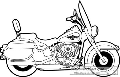 Motocross Bike Aerial Stunt Silhouette