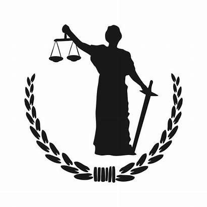 Goddess Justice Clip Silhouette Svg Justicia Themis