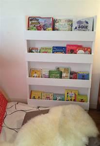 Presentoir Livre Ikea : diy pour r aliser une biblioth que pour enfants pour les sales gosses in 2018 pinterest ~ Teatrodelosmanantiales.com Idées de Décoration