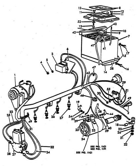 Ford Tractor Wiring by 381 Best Images About Ford Tractor On