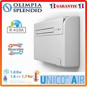 Climatisation Sans Unité Extérieure : climatiseur sans unit ext rieure unico air int gr 8sf et ~ Premium-room.com Idées de Décoration