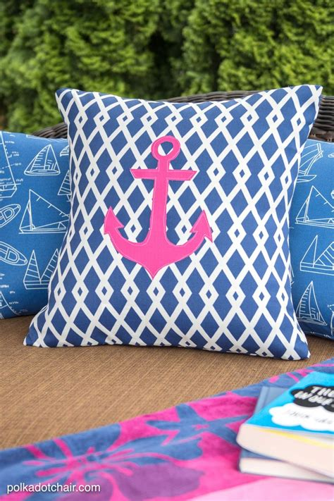 sew outdoor pillow covers