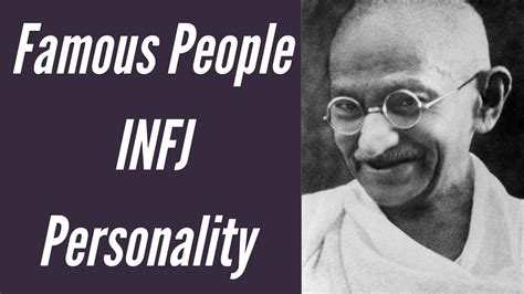 Infj Famous People And Celebrities