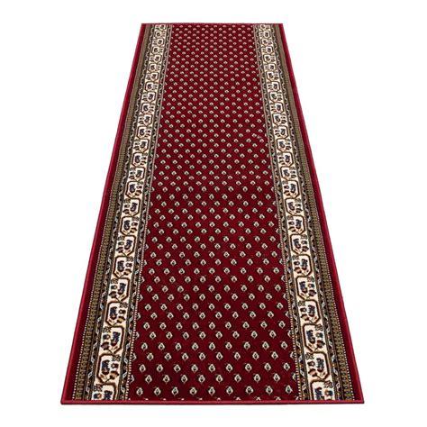 Designer Teppich Läufer by Teppich L 228 Ufer L 228 Ufer Excellent Orient Rot 80cm Breite