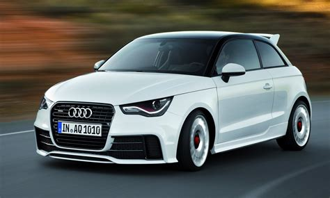 Audi A1 quattro: 256 hp and 350 Nm, only 333 units Paul ...