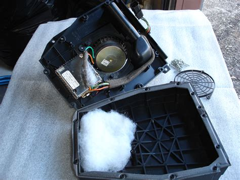 replacing   bose speakers amps cc tech