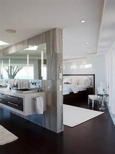 incredible open bathroom concept for master bedroom With master bedroom with bathroom design