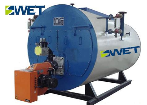 Low Pressureoil Fired Boilers , Hot Water Gas Fired Boiler